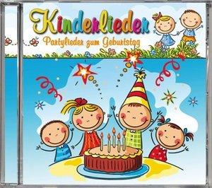 Kinderlieder: Partylieder zum Geburtstag
