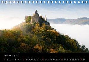 Frank, J: Wachau, Wachau, du Träumerin (Tischkalender 2015 D