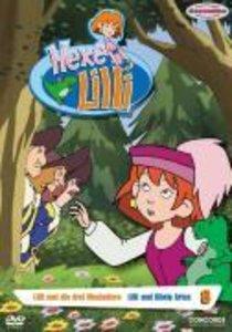 Hexe Lilli 08-Lilli und die drei Musketiere (DVD)