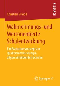 Wahrnehmungs- und Wertorientierte Schulentwicklung