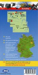 ADFC-Regionalkarte Dahme / Spree 1 : 75 000
