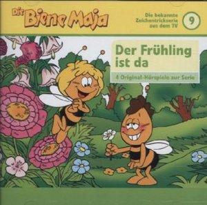09: Der Frühling Ist Da,Maja Die Riesin/+