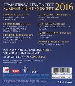 Sommernachtskonzert 2016