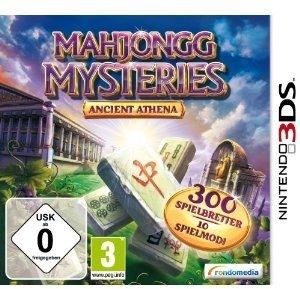 Mahjongg Mysteries - Ancient Athena 3D