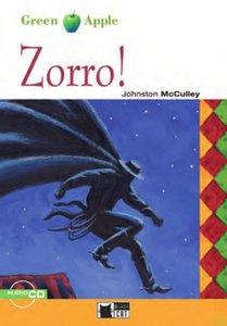 McCulley, J: Zorro 5/6 mit CD