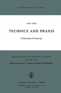 Technics and Praxis