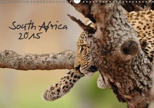 South Africa / UK-Version (Wall Calendar 2015 DIN A3 Landscape)