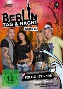 Berlin - Tag & Nacht Staffel 10