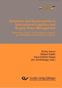 Dynamics and Sustainability in International Logistics and Suppl