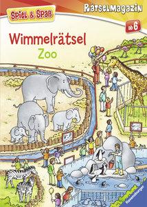 Wimmelrätsel Zoo