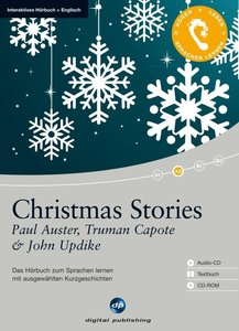 Christmas Stories - Interaktives Hörbuch Englisch