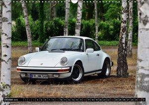 Porsche 911 SC pure Ästhetik (Wandkalender 2016 DIN A3 quer)
