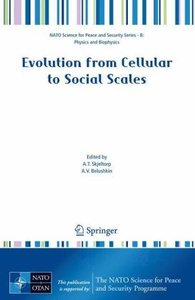 Evolution from Cellular to Social Scales