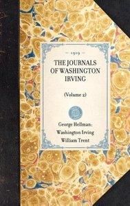 Journals of Washington Irving(volume 2)