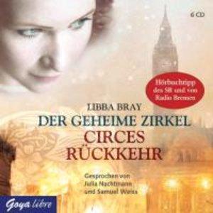 Der Geheime Zirkel - Circes Rückkehr, 6 Audio-CDs