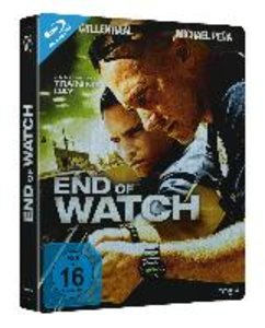 End of Watch Steelbook