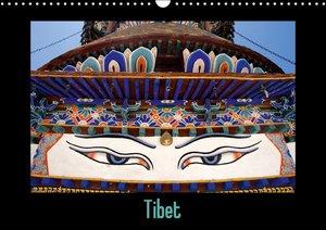 Tibet (Wandkalender 2016 DIN A3 quer)