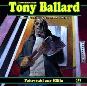 Tony Ballard 4-Fahrstuhl Zur Hölle