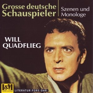 Szenen Und Monologe (Grosse Deutsche Schauspieler)