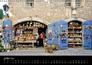 Les Baux de Provence Un des plus beaux villages de France (Calen