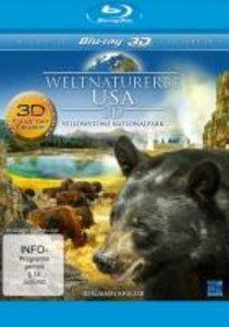 Weltnaturerbe USA 3D - Yellowstone Nationalpark
