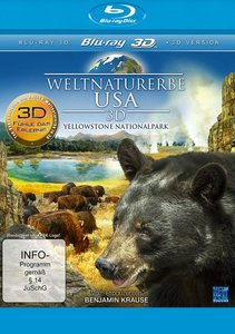 Weltnaturerbe USA 3D - Yellowstone Nationalpark