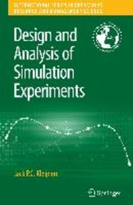 Kleijnen, J: Design and Analysis of Simulation Experiments