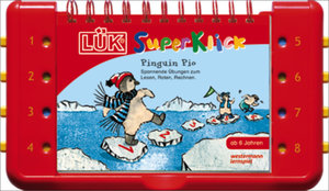 LÜK-SuperKlick Set Pinguin Pio (mit Kontrollgerät)