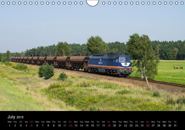 With the Ludmilla through the Upper Lusatia (Wall Calendar 2015 - zum Schließen ins Bild klicken