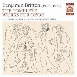 Sämtliche Werke für Oboe (GA)