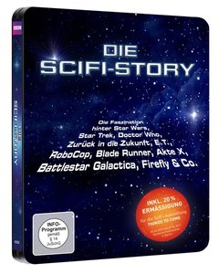 Die SciFi Story (Limited Steelbook)