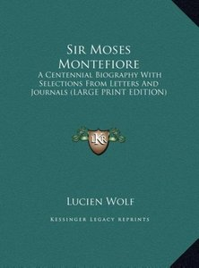 Sir Moses Montefiore