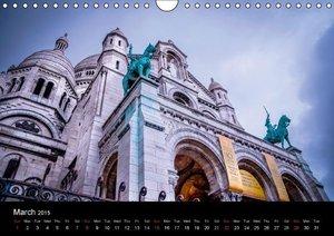 Paris, s\'il vous plaît! (Wall Calendar 2015 DIN A4 Landscape)