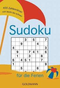 Sudoku für die Ferien