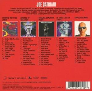 Joe Satriani: Original Album Classics
