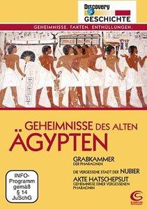 Discovery Geschichte. Geheimnisse des alten Ägyptens