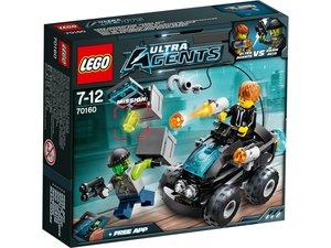 LEGO® Lego Agents 70160 - Agenten Buggy
