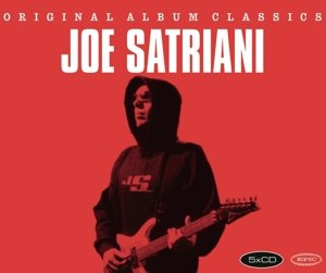 Joe Satriani: Original Album Classics