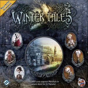 Heidelberger HE536 - Winter Tales