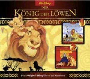 König der Löwen Box (Teil 1+2)
