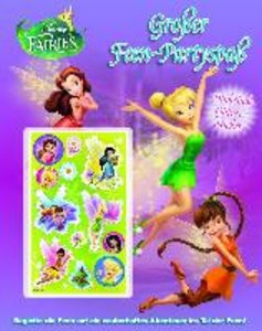 Disney: Activity Fairies Partyspaß