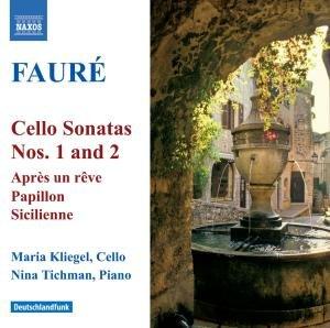 Cellosonaten 1+2