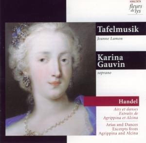 Alcina/Agrippina (Arien & Tänze)