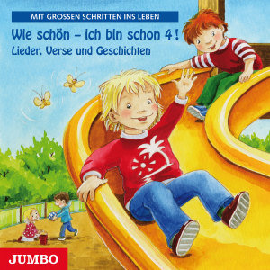 Wie Schön-Ich Bin Schon 4! Lieder,Verse Und Ges