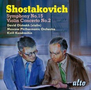 Shostakovich Sinf.15/Violin Conc.