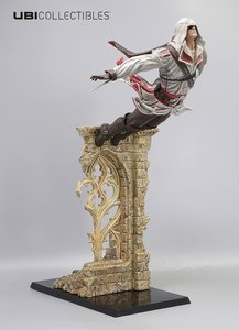 Assassins Creed II - Ezio - Leap of Faith - Figur (39cm)