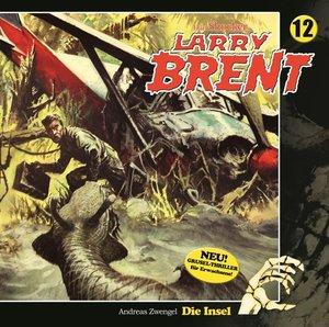 Larry Brent-Die Insel Folge 12