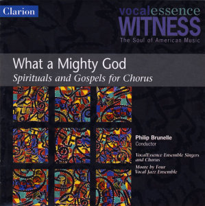 What A Mighty God/Spiritals And Gospels For Chorus