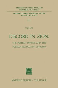 Discord in Zion