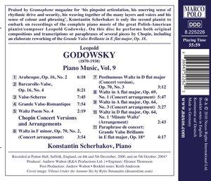 Klaviermusik Vol.9